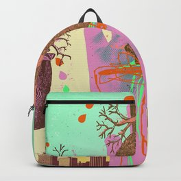 HEART IN HAND Backpack