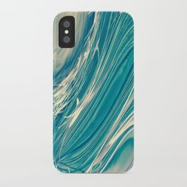 Neptune's Wild Ocean iPhone Case