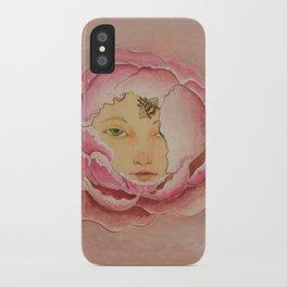 Bloom: Peony iPhone Case