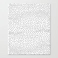 PUNTI Canvas Print