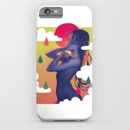 Evening Rain iPhone Case