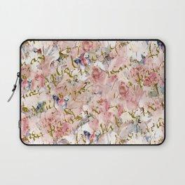 Beginnings & Butterflies Laptop Sleeve