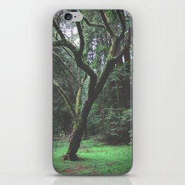 Mossy Womb iPhone Skin