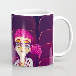IN THE THEATRE Coffee Mug