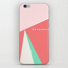 Slice Dice 02 iPhone & iPod Skin