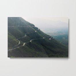 Roads of Kerala Metal Print