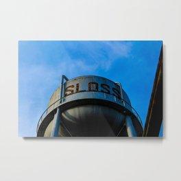 Sloss Furnaces Metal Print