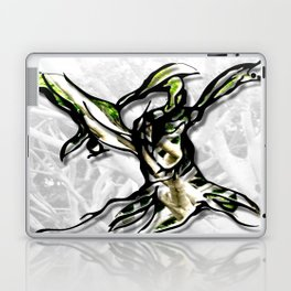 Let Your Roots Guide You Laptop & iPad Skin