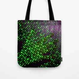 What are Hands (Color) Tote Bag