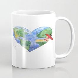 Love to Travel Coffee Mug