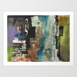 walls #1 Art Print