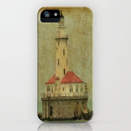 Old and wise light iPhone Case