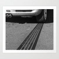 Fuel Art Print