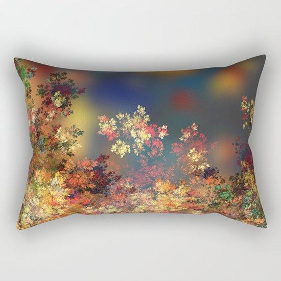A Beautiful Summer Afternoon Rectangular Pillow