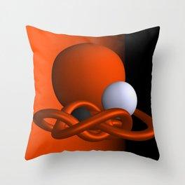 safe -1of3- Throw Pillow