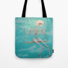 Swing Low, Sweet Chariot  Tote Bag