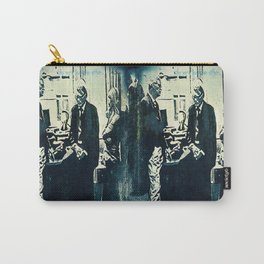 Manage a Trois (Office Drama) Carry-All Pouch