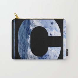 Monogram C Carry-All Pouch
