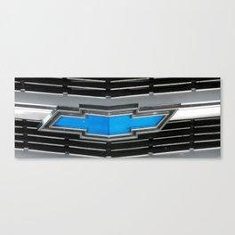 Classic Bow Tie/ Classic Car Canvas Print