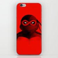 Raphael Forever iPhone & iPod Skin