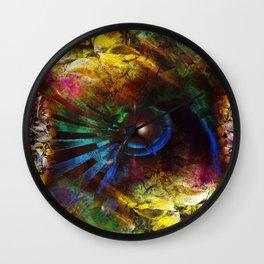 """""""Rebirth"""" Wall Clock"""