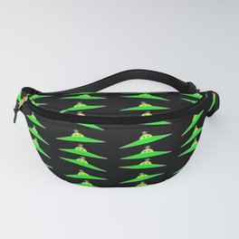 Flying saucer 4 Fanny Pack