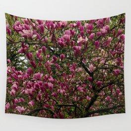 Magnolia Tree 2 Wall Tapestry