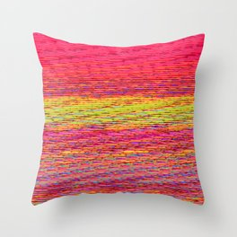This Is The End You Point At Whatever You Want To die Throw Pillow