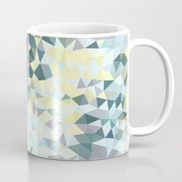 Spring Rain Tris Coffee Mug