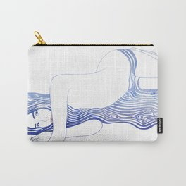 Water Nymph XXXV Carry-All Pouch