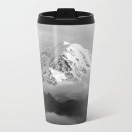 Marvelous Mount Rainier Travel Mug