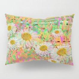 Daisy Cascade Pillow Sham
