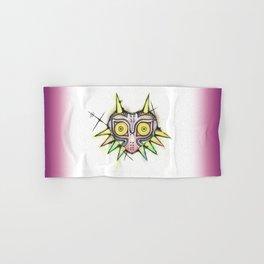 Majora's Mask Hand & Bath Towel