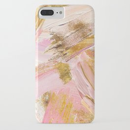 Blush Glitz iPhone Case