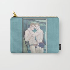 Johnny and Steve Carry-All Pouch