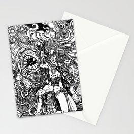 Shub Niggurath Stationery Cards