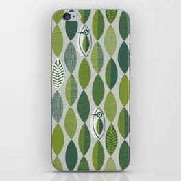 Woodland Woodpecker iPhone Skin