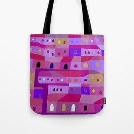 Ecatepec de Noche Tote Bag