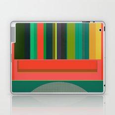 Stripe Transmission Laptop & iPad Skin