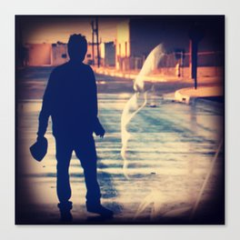 BREAKING BAD 3 Canvas Print