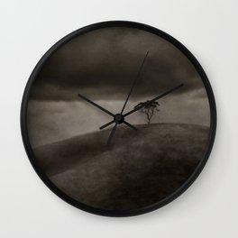 'Tree With Approaching Storm' (c)Joel Stephen Birnie 2003 Wall Clock
