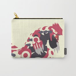 Primal Groudon Carry-All Pouch