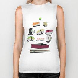 Sushi Biker Tank