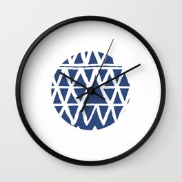 Indian Navy Wall Clock