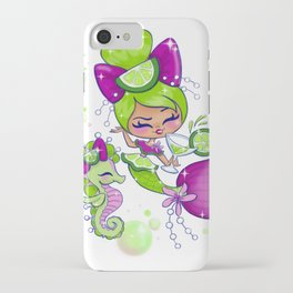 Margarita in the Sea iPhone Case