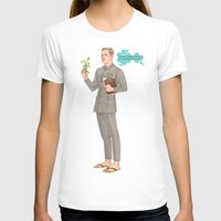 david fleck T-shirts featuring DAVID by Pulvis