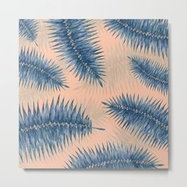 Palm Fronds 3 Metal Print