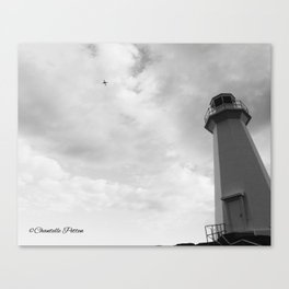 Lighthouse (2) Canvas Print