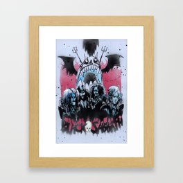 Sabbath Framed Art Print