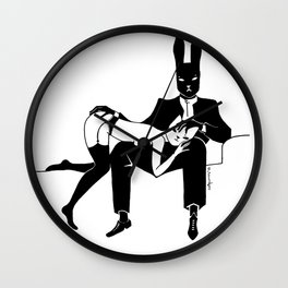 Love your master Wall Clock